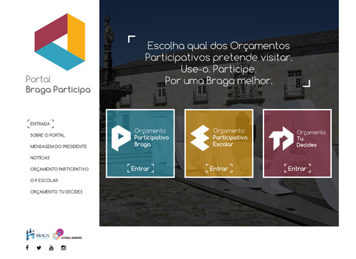 Portal Braga Participates