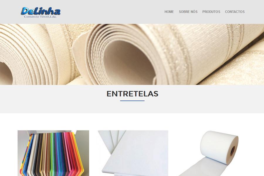 Website DeLinha