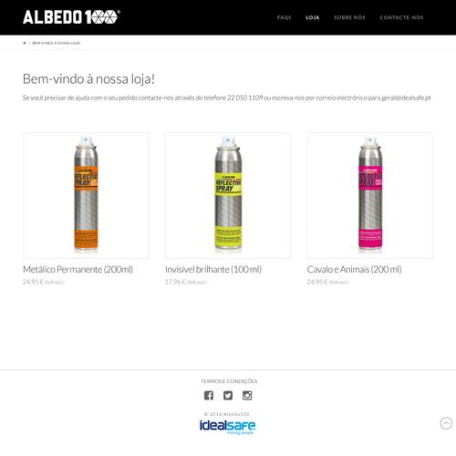 ALBEDO 100 – Loja Online