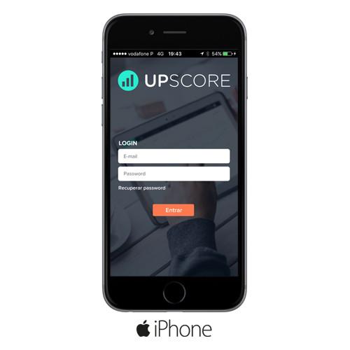 App iPhone – UpScore
