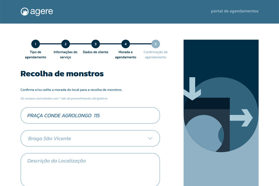 AGERE Scheduling Portal