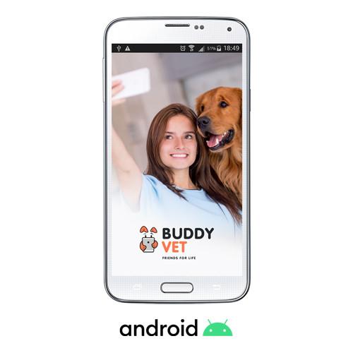 App Android – BuddyVet