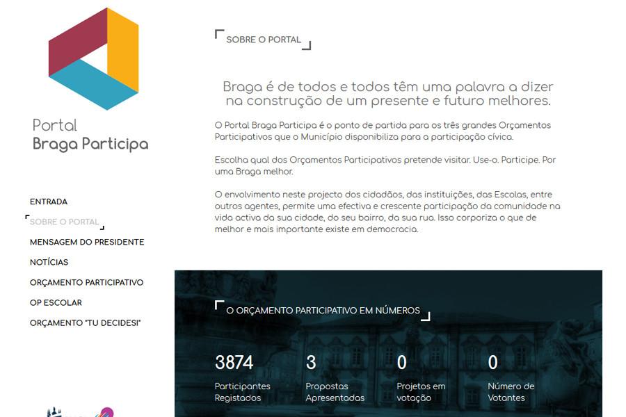 Portal Braga Participa