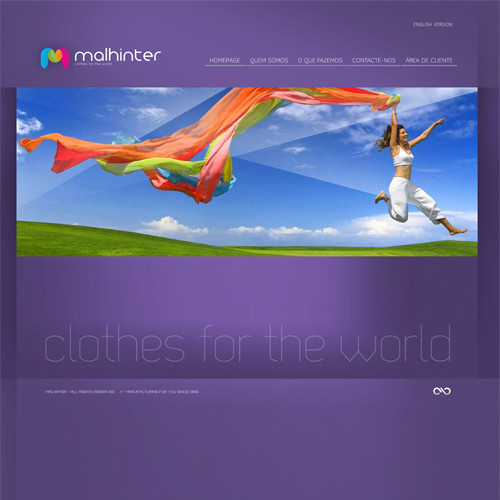 MALHINTER – Clothes for the World