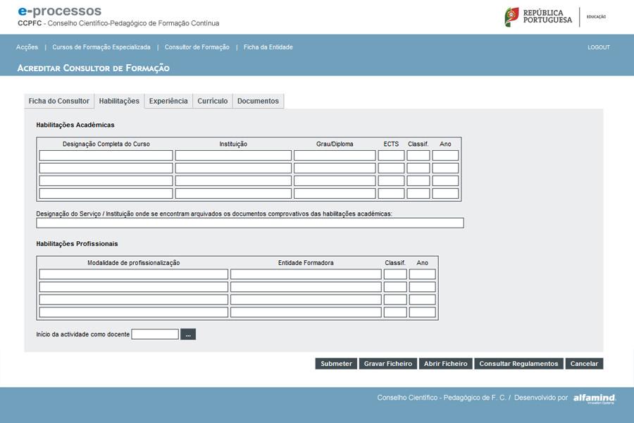 Plataforma e-processos