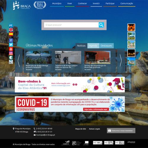 Institutional Portal of Braga City Council
